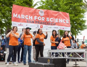 March for Science San Francisco