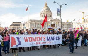 San Francisco Women's March 2020