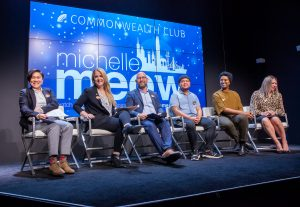 LGBTQ panel at the Commonwealth Club